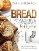 Pdf Bread Machine Cookbook for Beginners
