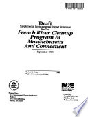 French River Cleanup Program  MA CT