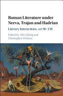 Roman Literature Under Nerva Trajan And Hadrian