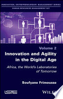 Innovation and Agility in the Digital Age Book