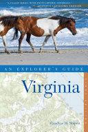 Explorer's Guide Virginia