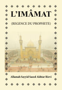Pdf l'Imâmat (Regence du Prophete) Telecharger