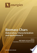 Biomass Chars Elaboration Characterization And Applications  Book PDF