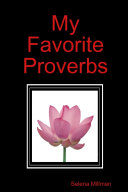 My Favorite Proverbs