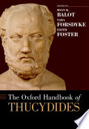 The Oxford Handbook of Thucydides Book