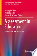 Assessment in Education Book PDF