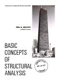 Basic Concepts of Structural Analysis