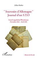 Pdf Souvenirs d'Allemagne, journal d'un STO Telecharger