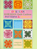 Poakalani Hawaiian Quilt Cushion Patterns   Designs