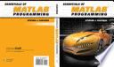 Essentials of MATLAB Programming Book