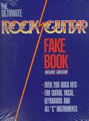 The Ultimate Rock Guitar Fake Book