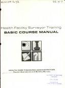 Health Facility Surveyor Training