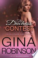 The Duchess Contest  : A Jet City Billionaire Romance