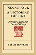 Kegan Paul – A Victorian Imprint