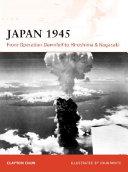 Japan 1945 Book