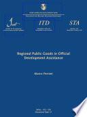 Regional Public Goods In Official Development Assistance Book PDF