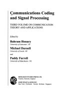 Communications Coding and Signal Processing
