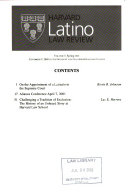 Latino Law Review