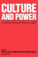 Culture and Power