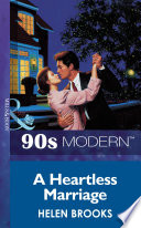 A Heartless Marriage Mills Boon Vintage 90s Modern  Book PDF