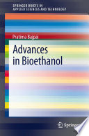 Advances in Bioethanol Book
