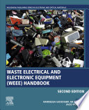 Waste Electrical And Electronic Equipment Weee Handbook Book PDF