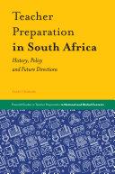 Teacher Preparation in South Africa
