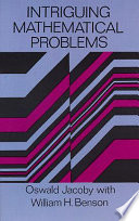 Free Download Intriguing Mathematical Problems Book