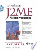 Wireless J2me Platform Programming Book PDF