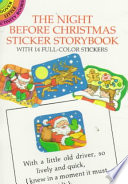 The Night Before Christmas Sticker Storybook