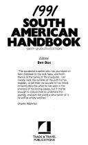 1991 South American Handbook