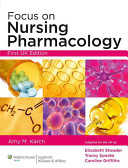 Cover of Focus on Nursing Pharmacology