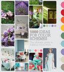 1000 Colour Schemes
