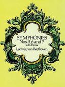 Symphonies nos. 5, 6, and 7
