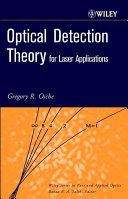 Optical Detection Theory for Laser Applications Book