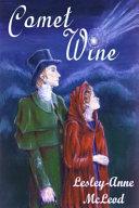 Comet Wine Pdf/ePub eBook