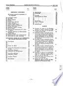 Boletín estadístico municipal, ciudad de Lima