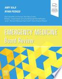 Emergency Medicine Board Review E Book