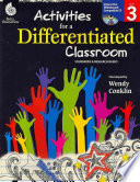 Activities for a Differentiated Classroom Level 3
