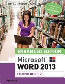 Enhanced Microsoft Word 2013: Comprehensive