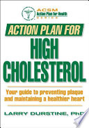 Action Plan for High Cholesterol Book