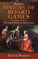 Parlett s History of Board Games