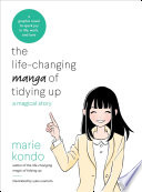 The Life Changing Manga of Tidying Up Book