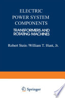 Electric Power System Components Book
