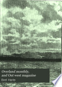 The Overland Monthly Book PDF