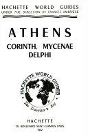 Athens  Corinth  Mycenae  Delphi