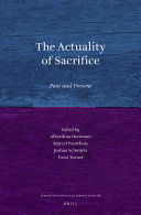 The Actuality of Sacrifice