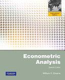 Econometric Analysis PDF eBook