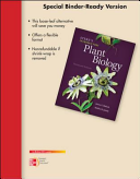Combo  Loose Leaf Version of Stern s Introductory Plant Biology w  Lab Manual