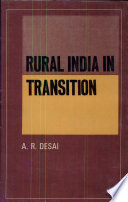 Rural India In Transition